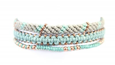 Be your dream Armband, mint